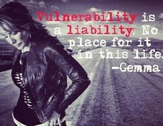 Gemma Teller Morrow. My favorite quote in the whole series.