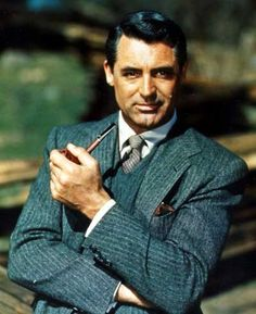 Cary Grant formulated his style by taking influence from established icons and adding his own personal touches and staples to create a signature look.