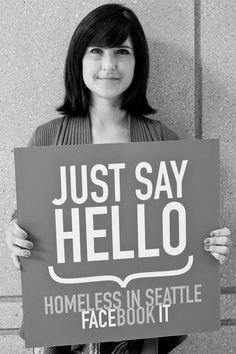 Just Say Hello, Downtown Seattle, Volunteer Work, Crowley, Appreciation, Let It Be, Sayings, Best Deals, Shop