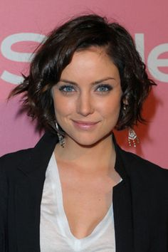 #Short Curly Bob Hairstyles 2013
