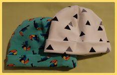 Lunatiek: Een babymutsje voor onze nieuwe spruit! (met gratis patroontje)