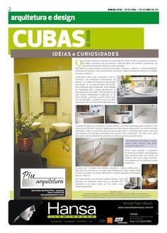 6° Publicação Jornal bom dia – Matéria - Cubas 07-10-11
