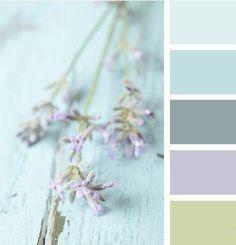 Art color scheme pantone