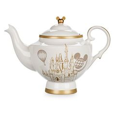 Walt Disney World Vintage Collection Teapot - oh my gosh, I'm in LOVE!