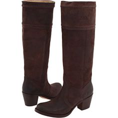 Frye Jane boots, soooo pretty but so pricy. Might have to let my fam starve for a month to afford those babies ;)