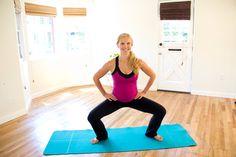 Important prenatal exercises