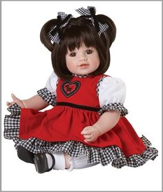Adora Original Dolls   ... Bonecas e Acessórios Boneca Adora Doll – 20877 – Laura Brinquedos