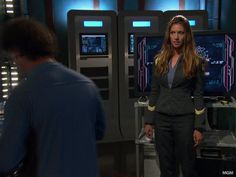 "Stargate Atlantis 5.18 ""Identity"" Dawn Olivieri as Neeva"