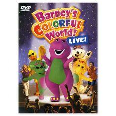 Barney DVD!
