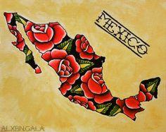 MEXICO by:Alejandra L Manriquez