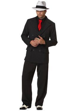 FM61696 Morris Costumes Men/'s 1950/'s Good Buddy Plaid Costume Black One Size
