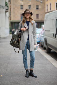 "fashion-clue: "" coconchanel: "" X. "" www.fashionclue.net | Fashion Tumblr, Street Wear & Outfits """