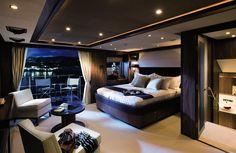 40 Metre Yacht - Tri-Deck Motoryacht | Sunseeker Yachts
