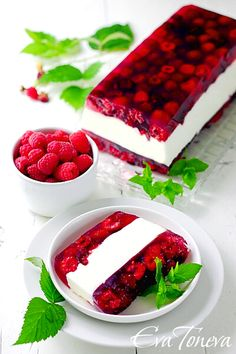 Raspberry Milk Ice Cream Terrine  A marvelously pretty dessert that just happens to star my all-time favourite fruit.