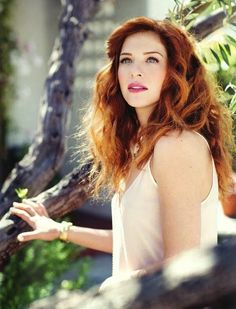 Rachelle Lefevre maybe the only reason I still watch under the dome, along with Dwight yoakum (Emmy. Another picture taken in Ireland, by her mother)
