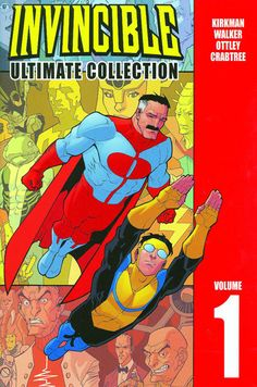 cory walker art | Cammy's Comic Corner – Book Of The Month – Invincible Ultimate ...