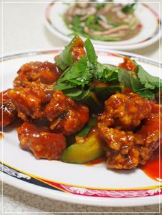 sweet and sour pork ribs | Taiwanese food