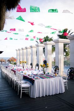 The Mexican Patio is a great place for your reception! #NowSapphire
