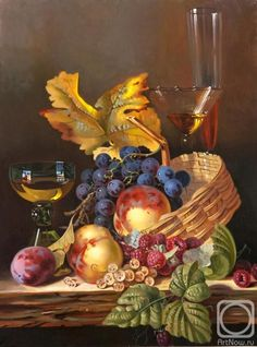 Still life with fruits Still life with fruits by Igor Kazarin - Pesquisa Google