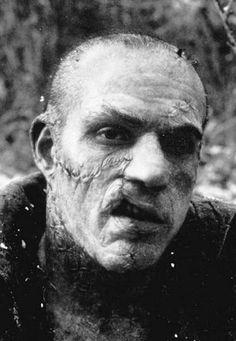 Robert de Niro como Frankenstein em 1994