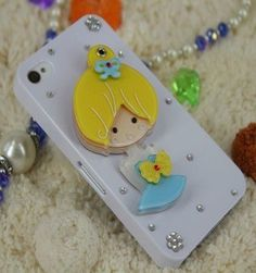 3D Bling Crystal Glitter Rhinestone Little Girl Case for Apple iPhone 4 4S by SKYTECH, http://www.amazon.co.uk/dp/B00DFJTJUA/ref=cm_sw_r_pi_dp_QXdbsb014R98Z