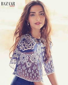 Summer Bride Inspiration From Sonam Kapoor! *Pin Every Picture!