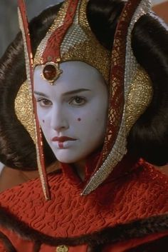 Star Wars - Ideas of Star Wars Outfits - Padme Amidala. Star Wars - Ideas of Star Wars Outfits - Padme Amidala. Amidala Star Wars, Star Wars Padme, Queen Amidala, Rainha Amidala, Sith, Cosplay, Starwars, Nathalie Portman, Star Wars Outfits