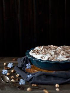 Tarta de nutella y merengue - Megasilvita