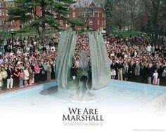 We Are Marshall. Huntington, WV