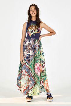 CÓDIGO PARA DESCONTO: H607 É só colocar H607 no campo código de vendedor e dar enter que seu desconto será dado. #adorofarm #desconto #codigodevendedor #descontofarm #tonoadorofarm #farmrio Adoro Farm, Farm Rio, Padang, Casual Outfits, Summer Dresses, Clothing, Fashion, Vestidos, Hue