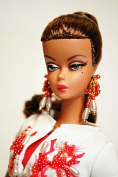 Palm Beach Coral Barbie silkstone   Flickr