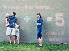 #pregnancy #photo #idea #grossesse #photobox #kids
