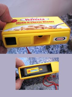 Shells and Cheese Camera!  Love it!