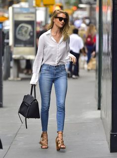 Every Supermodel's Favorite Jeans Are Stuffed Somewhere at the Back of Your Closet