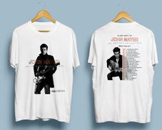 Casual Fitness T Shirts Gildan Short Sleeve John Mayer The Search For Everything Tour 2017  Print Crew Neck Tee For Men