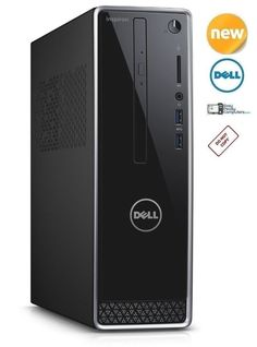 NEW DELL Desktop Computer Tower Windows 10 DVD+RW 500GB 4GB HDMI (FULLY LOADED) How would you like your next computer to be fully loaded and easy to use? A computer that requires no setup at all. Why waste time trying to figure out how to setup a computer when we have done the work for you!. EasyPeasyComputers.com has taken the time to configure this computer for home, school or work. We want to make your life easier!  Best cheap computers for sale deals @easypeasycomputers…