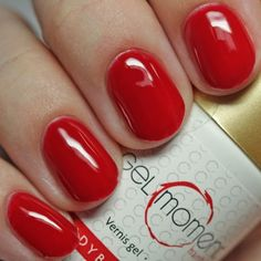 beautiful manicure done by Gelmoment gel polish check out my page at facebook.com/mynailterritory