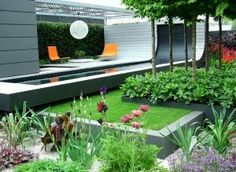 Taman rumah Minimalis Sederhana Indah