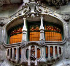 Casa Comalat. 1911. Barcelona, Spain. Salvador Valeri i Pupurull