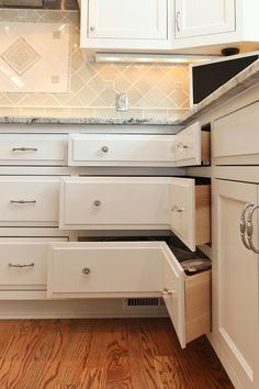 Kitchen Remodel   Traditional   Kitchen   Minneapolis   By Hetherwood  Design U0026 Build · Corner Kitchen CabinetsKitchen ...