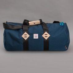 Topo Designs Duffel Bag Navy
