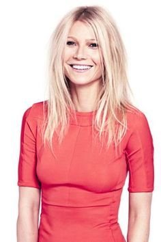 Long Layered Blond Hair - Gwyneth Paltrow Hairstyles