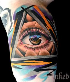 Another awesome eye by Sebo Spiegl
