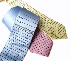 due date neck ties