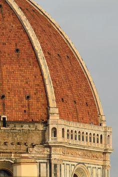 dome of Santa Maria del Fiore. 1420-36, Florence, Italy / Filippo Brunelleschi