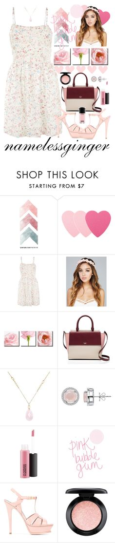 """untitled #525"" by namelessginger ❤ liked on Polyvore featuring Sephora Collection, Mela Loves London, Wet Seal, Kate Spade, White House Black Market, H.Azeem, MAC Cosmetics and Yves Saint Laurent"