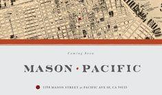 Mason Pacific (Nob Hill Bistro)   1358 MasonSt, San Francisco (via @Tasting Table)