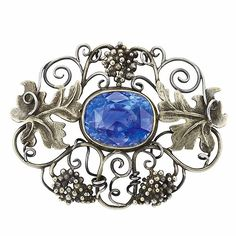 Brooch 1900 Doyle Auctions