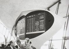Life in Airports  Gino Valle, Design for Solari, 1956-68