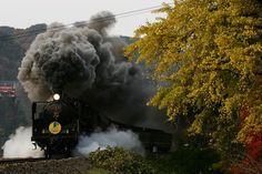 Steam Locomotive Yamaguchi-go | Tsuwano | Japan Travel Guide - Japan Hoppers